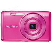 富士 JX710 数码相机 粉色(1600万像素 2.7英寸液晶屏 5倍光学变焦 26mm广角)