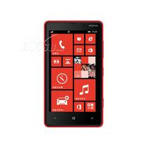诺基亚 Lumia 820 3G手机(红色)WCDMA/GSM产品图片主图