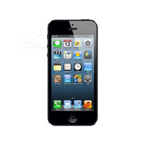 苹果 iPhone5 32G版3G手机(黑色)CDMA2000/CDMA电信合约机产品图片主图