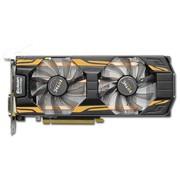 索泰 GTX760-2GD5霹雳版HA 1006-1072MHz\6008MHz 2G\256b GDR5 PCI-E 显卡