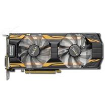 索泰 GTX760-2GD5霹雳版HA 1006-1072MHz\6008MHz 2G\256b GDR5 PCI-E 显卡产品图片主图