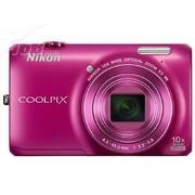 尼康 S6300 数码相机 桃红色(1602万像素 2.7英寸液晶屏 10倍光学变焦 25mm广角)