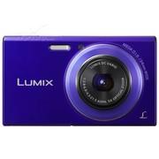 松下 FH10 数码相机 紫色(1610万像素 2.7英寸液晶屏 5倍光学变焦 24mm广角)