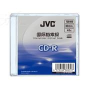 JVC CD-R 档案级(ISO Archival)光盘(单片装)