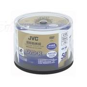 JVC DVD-R 档案级热转印可打印光盘(50片桶装)