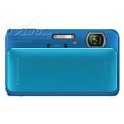 索尼 TX20 数码相机 蓝色(1620万像素 3英寸液晶屏 4倍光学变焦 25mm广角)