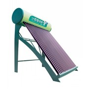 四季沐歌 智动飞天系列-260L*24管 太阳能热水器