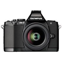 奥林巴斯 E-M5 微单套机 黑色(14mm-42mm,40mm-150mm)产品图片主图