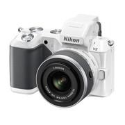 尼康 V2 微单套机 白色(10-30mm,30-110mm)