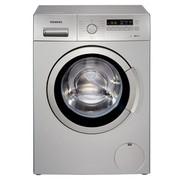 西门子 XQG60-WS10K2670W 6公斤全自动滚筒洗衣机(缎光银)