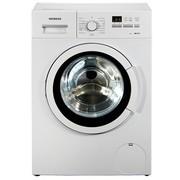 西门子 XQG60-WS10K1C00W 6公斤全自动滚筒洗衣机(白色)