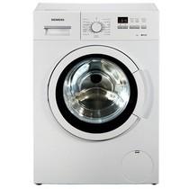 西门子 XQG60-WS10K1C00W 6公斤全自动滚筒洗衣机(白色)产品图片主图