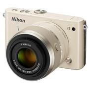 尼康 J3 微单套机 米色(11-27.5mm,30-110mm)