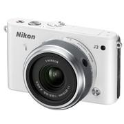 尼康 J3 微单套机 白色(11-27.5mm,30-110mm)