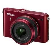 尼康 J3 微单套机 红色(11-27.5mm,30-110mm)