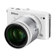 尼康 J3 微单套机 白色(10-100mm f/4-5.6 VR)