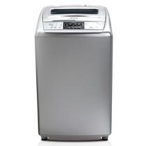 美的 MB62-3009G(S) 6.2公斤全自动波轮洗衣机(银色)产品图片主图