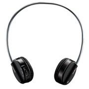 雷柏 U602 蓝牙立体声麦克风耳机 黑色
