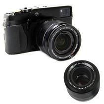 富士 X-Pro1 旁轴单电纪念套装 黑色(18-55mm,60mm)产品图片主图