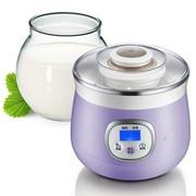 小熊 SNJ-588 米酒酸奶机 玻璃内胆 粉紫色