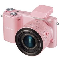三星 NX2000 微单套机 粉色(i-Fn 20-50mm f/3.5-5.6 ED)产品图片主图