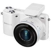 三星 NX2000 微单套机 白色(i-Fn 20-50mm f/3.5-5.6 ED)
