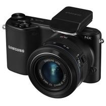 三星 NX2000 微单套机 黑色(i-Fn 20-50mm f/3.5-5.6 ED)产品图片主图