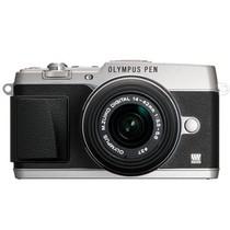 奥林巴斯 E-P5 单电套机 银色(M.ZUIKO DIGITAL 14-42mm f/3.5-5.6 II R 镜头)产品图片主图