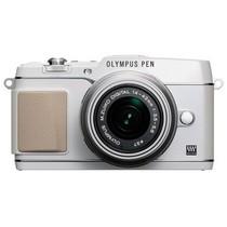 奥林巴斯 E-P5 单电套机 白色(M.ZUIKO DIGITAL 14-42mm f/3.5-5.6 II R 镜头)产品图片主图