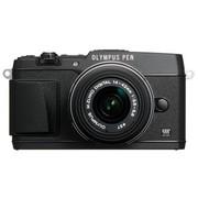 奥林巴斯 E-P5 单电套机 黑色(M.ZUIKO DIGITAL 14-42mm f/3.5-5.6 II R 镜头)