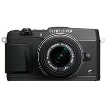 奥林巴斯 E-P5 单电套机 黑色(M.ZUIKO DIGITAL 14-42mm f/3.5-5.6 II R 镜头)产品图片主图