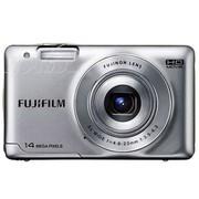 富士 JX540 数码相机 银色(1400万像素 3英寸液晶屏 5倍光学变焦 26mm广角)