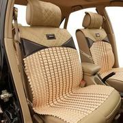 其他 汽车坐垫 冰丝 通用四季垫 流沙米