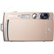 富士 Z1010EXR 数码相机 金色(1600万像素 3.5英寸液晶屏 5倍光学变焦 28mm广角)