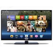 海信 LED42EC320X3D 42英寸窄边3D智能LED电视(黑色)