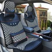其他 融峰 冰丝汽车坐垫 新款座垫座套通用四季垫车用品 流沙米