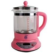 三角 牌K18养生壶 电水壶 煎药煲汤煮蛋酸奶多功能电热水壶 烧水壶粉色1.8L