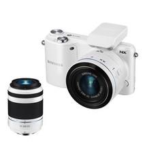 三星 NX2000 微单套机 白色(20-50mm,50-200mm)产品图片主图