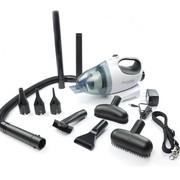 飞时 车载吸尘器宠物吹风机车用家用宠物吸尘器 手提式 无线BS1074白色