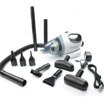 飞时 车载吸尘器宠物吹风机车用家用宠物吸尘器 手提式 无线BS1074白色产品图片主图