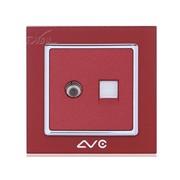 LVC 电话/电视插座 LVC6502B
