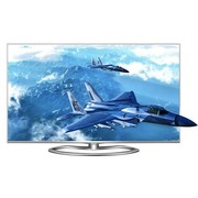 海信 LED55XT780G3D 55英寸3D网络智能LED电视(银色)
