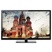 海信 LED32A300 32英寸窄边蓝光网络LED电视(黑色)