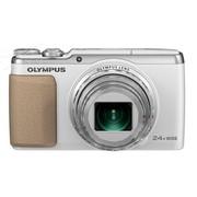 奥林巴斯 SH-50 数码相机 白色(1600万像素 3英寸触摸屏 24倍光学变焦 25mm广角)