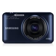 三星 ES95 数码相机 黑色(1610万像素 2.7英寸液晶屏 5倍光学变焦 25mm广角)