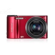 三星 WB150F 数码相机 红色(1420万像素 3英寸液晶屏 18倍光学变焦 24mm广角)
