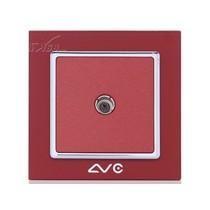 LVC 一位宽频电视插座 LVC6501C产品图片主图