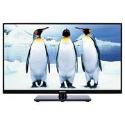 海信 LED32K30JD 32英寸超窄边蓝光网络LED电视(黑色)