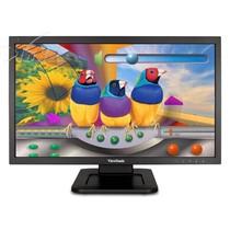 优派 TD2220 21.5英寸LED背光 WIN8触控显示器产品图片主图