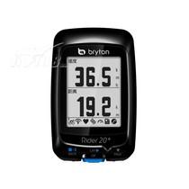 百锐腾 Bryton Rider 20+黑色/R20+黑色 自行车码表产品图片主图